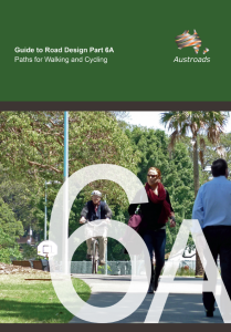 active travel, cycling, Austroads, Australia