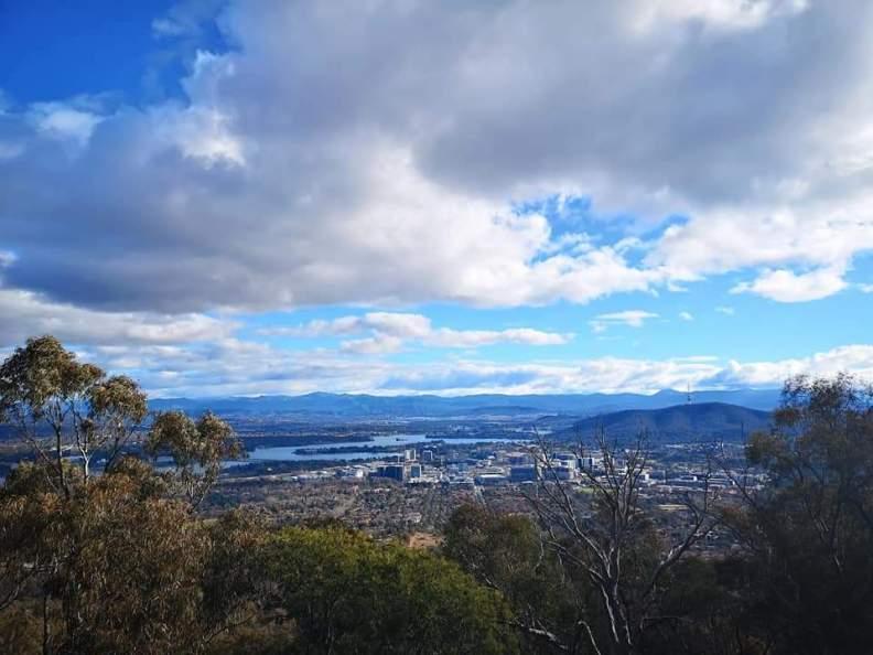 Mount Ainslie, Civic, Black Mountain, ACT, Australia