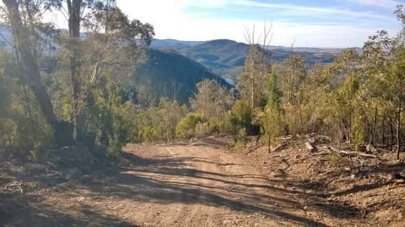 Bullen Range Road, Paddys River, Cotter, ACT, Australia