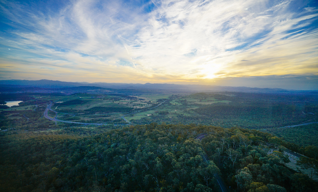 Black Mountain, Canberra. Photo Mark Meng Flickr (CC BY-NC-ND 2.0)