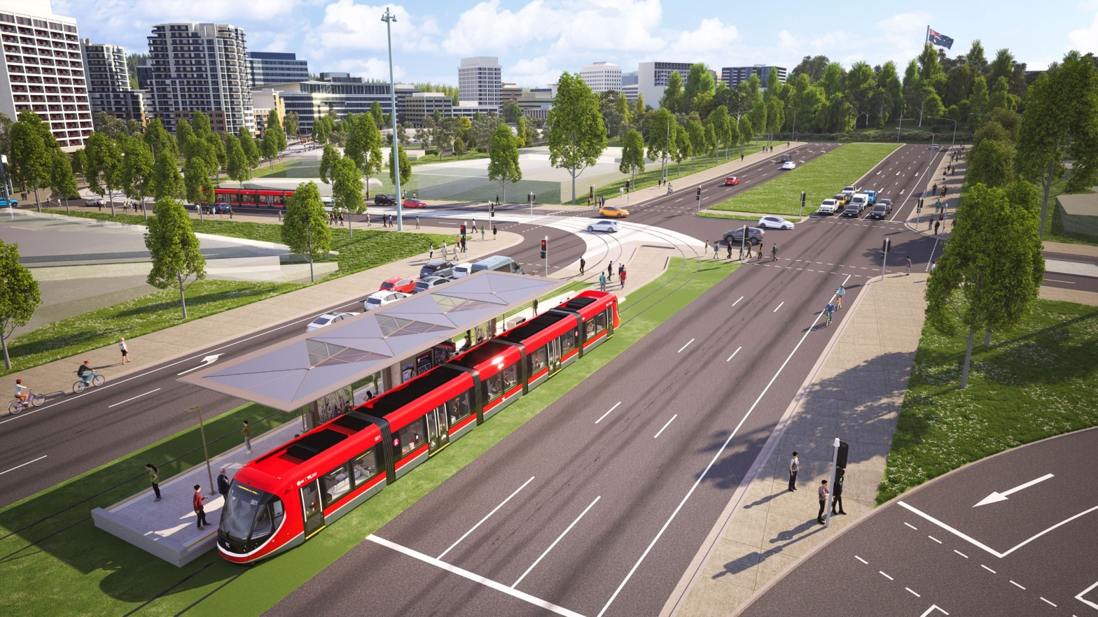 Light Rail Stage 2A. ACT Government
