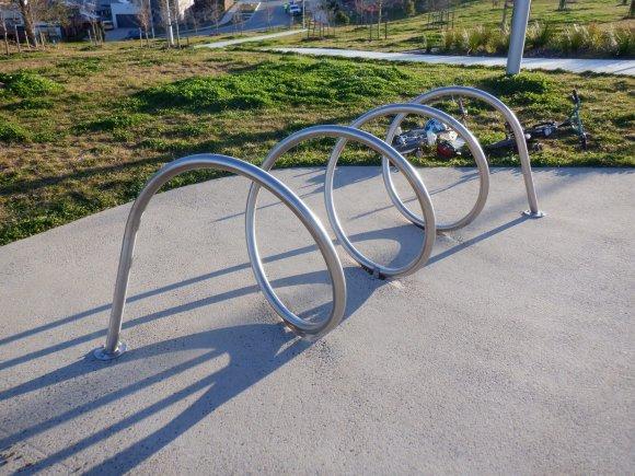 Play space (playground), Denman Prospect Ridgeline Park, Denman Prospect, Molonglo Valley