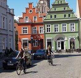 Bike holiday in Usedom by Rolf Stahnke
