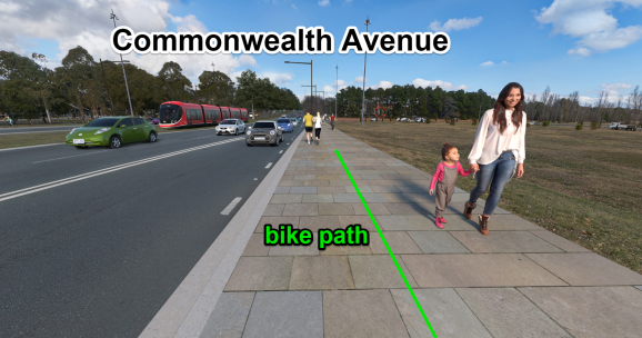 Commonwealth Avenue, Light Rail Stage 2A. ACT Government