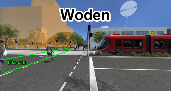 Woden, Light Rail Stage 2A. ACT Government
