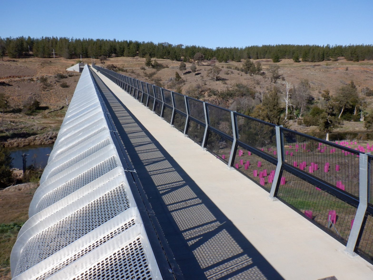 Butters Bridge, Molonglo Valley, Canberra