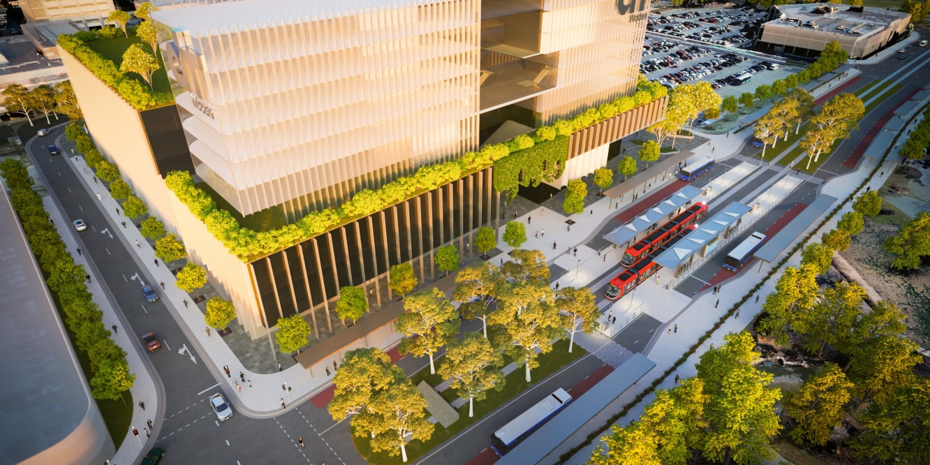 CIT Woden - planned completion 2025