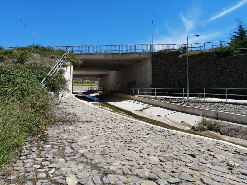 Planned underpass, Roy Corrigan Close, Coombs, Molonglo Valley