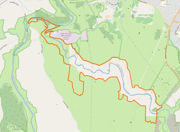 Lower Molonglo Nature Reserve (9386896)