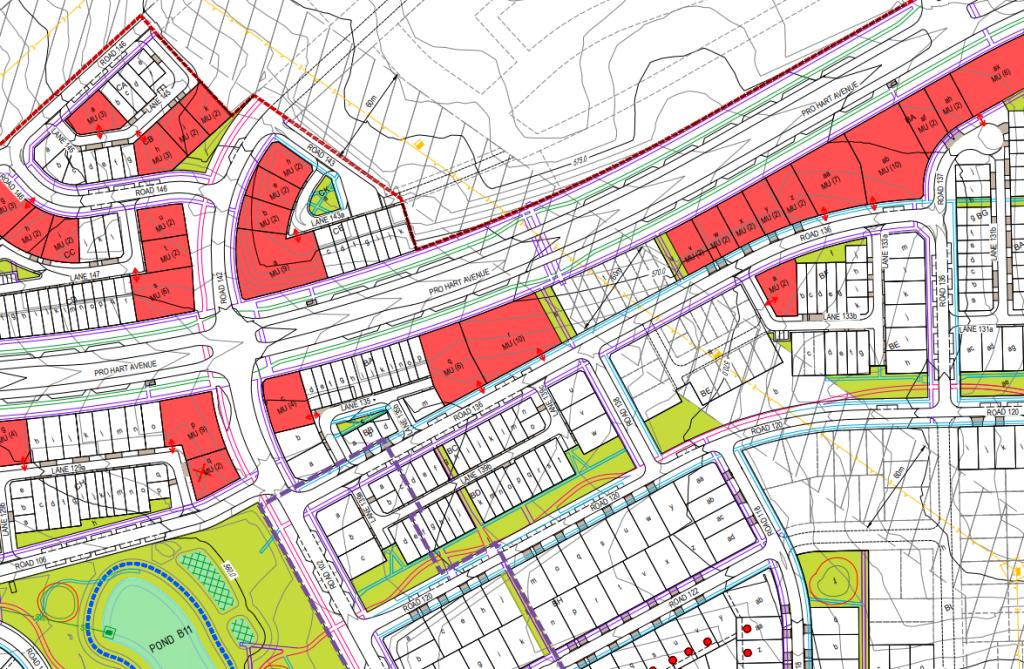 Macnamara Estate Development Plan EDP sheet 2 of 5