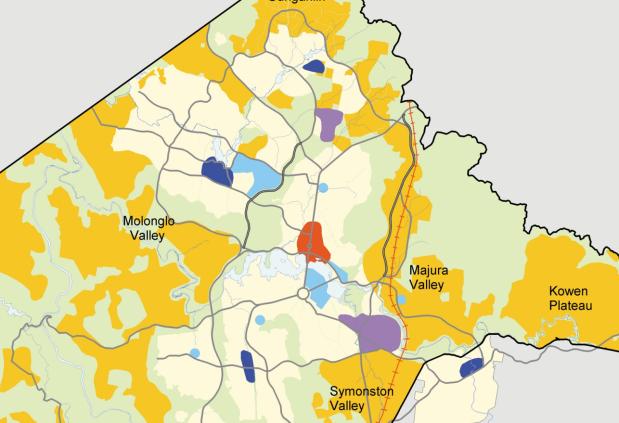 map 3 urban capable (yellow)