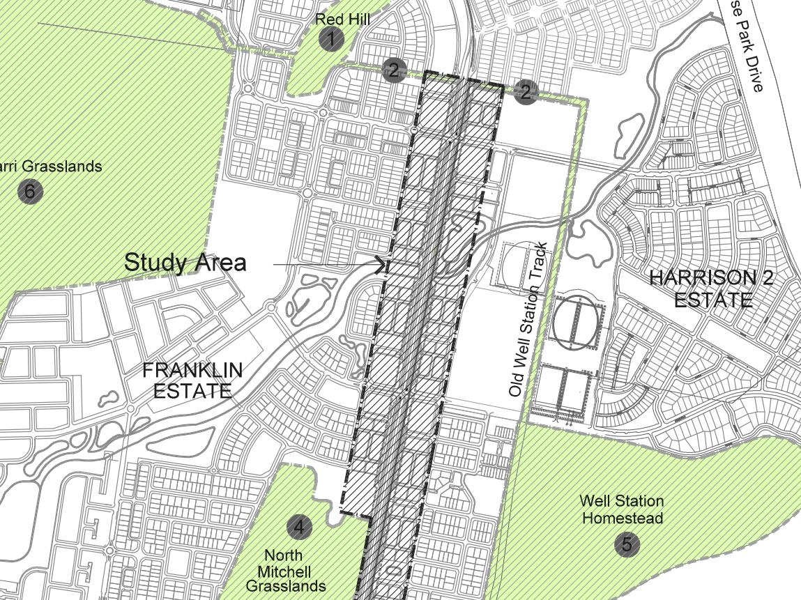 Flemington Road Corridor