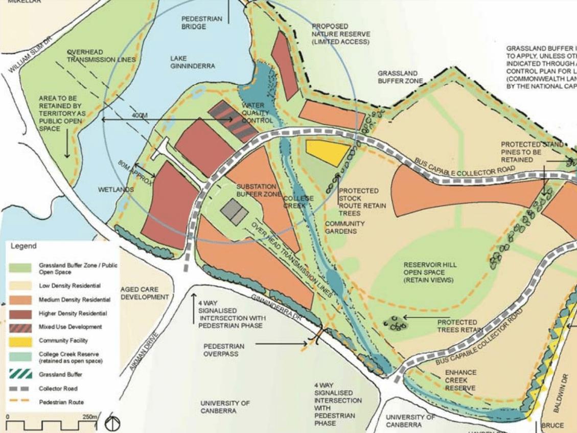Lawson Concept Plan