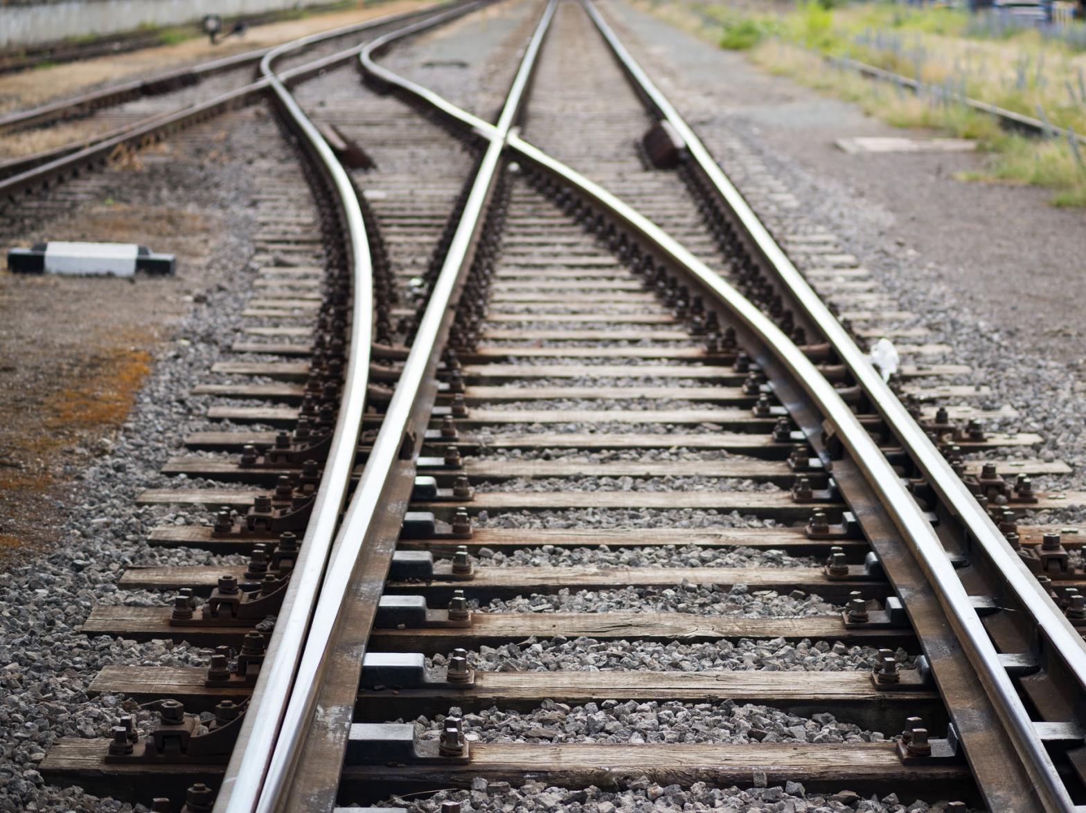 Railway Switch Photo Rainer Stropek. Flickr.com (CC BY 2.0)